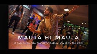 MTV Roadies Real Heroes- Gaurav Thukral  | Mauja Hi Mauja - Bhangra Mix I Urban Bhangra