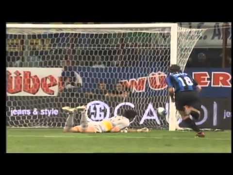 LE GRANDI RIMONTE DELL'INTER _ INTER - ROMA 4-3