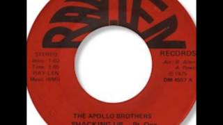 The Apollo Brothers - Shacking Up pt.1 1975