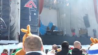 """Xavas""""Die Zukunft trägt deinen Namen"""" Live Ischgl 1.4.2013"""