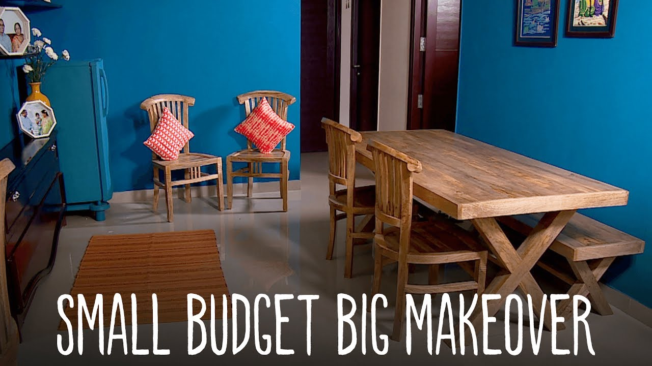 Small Budget Big Makeover Mini Moksha And Ankurs Parents Room
