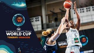Korea v France - Highlights - FIBA Women's Basketball World Cup 2018