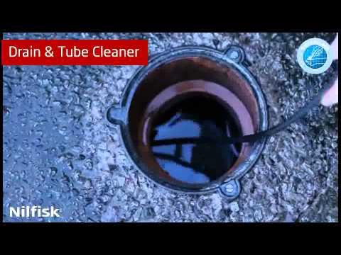 Screwfix Nilfisk Alto Drain Cleaning Kit Youtube