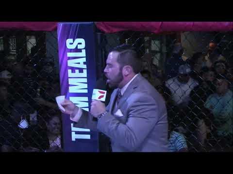 XFN34 Jafaari Stephens vs Nicholas Richardson