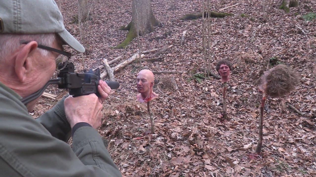 UZI vs Zombies