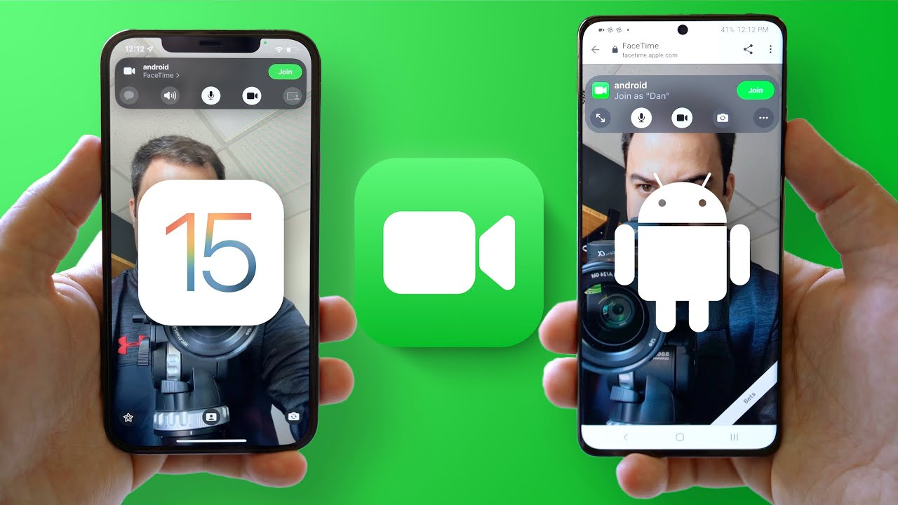 iOS 15 Lets You FaceTime with Android Users! - MacRumors thumbnail