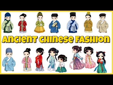 Chinese Fashion Through the Dynasties