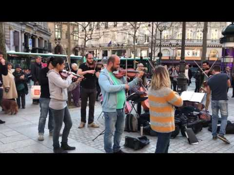 Saturday, All Classical Music Sabre Dance Khahaturian (5) on The Streets of Paris. March 25, 2017