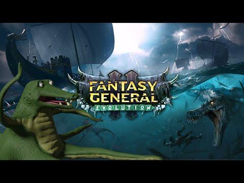 Fantasy General 2 - Evolution Onslaught Campaign - Part 16 |