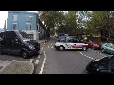 Black Cabs - London's Finest