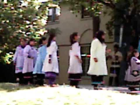 Tuscarora Indian dances