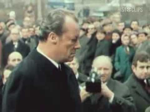 Willy Brandt und der Kniefall von Warschau | Genuflection in Warshaw