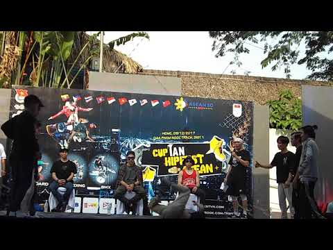 Band of Brother – GMV TOP 16  Final iAN Hipfest 9/12/2017