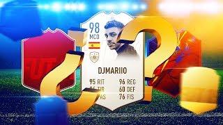 FICHO AL JUGADOR CON MÁS MEDIA DE FIFA 19