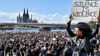 2020, un año marcado por la lucha en contra del racismo a partir de los casos de abuso policial