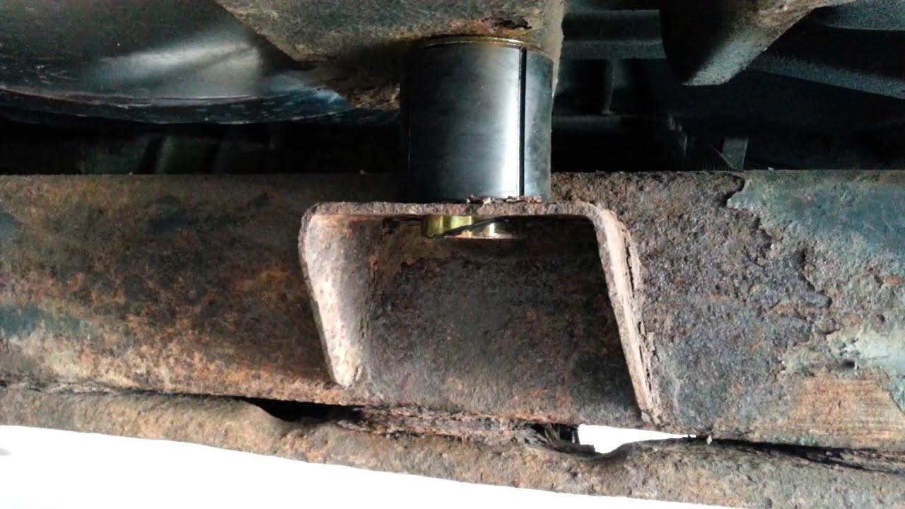 Jeep Wrangler YJ Project #5 Body Lift Install
