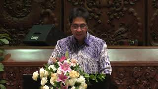 Dr. Agus Justianto – Welcoming remarks at ITPC soft launch