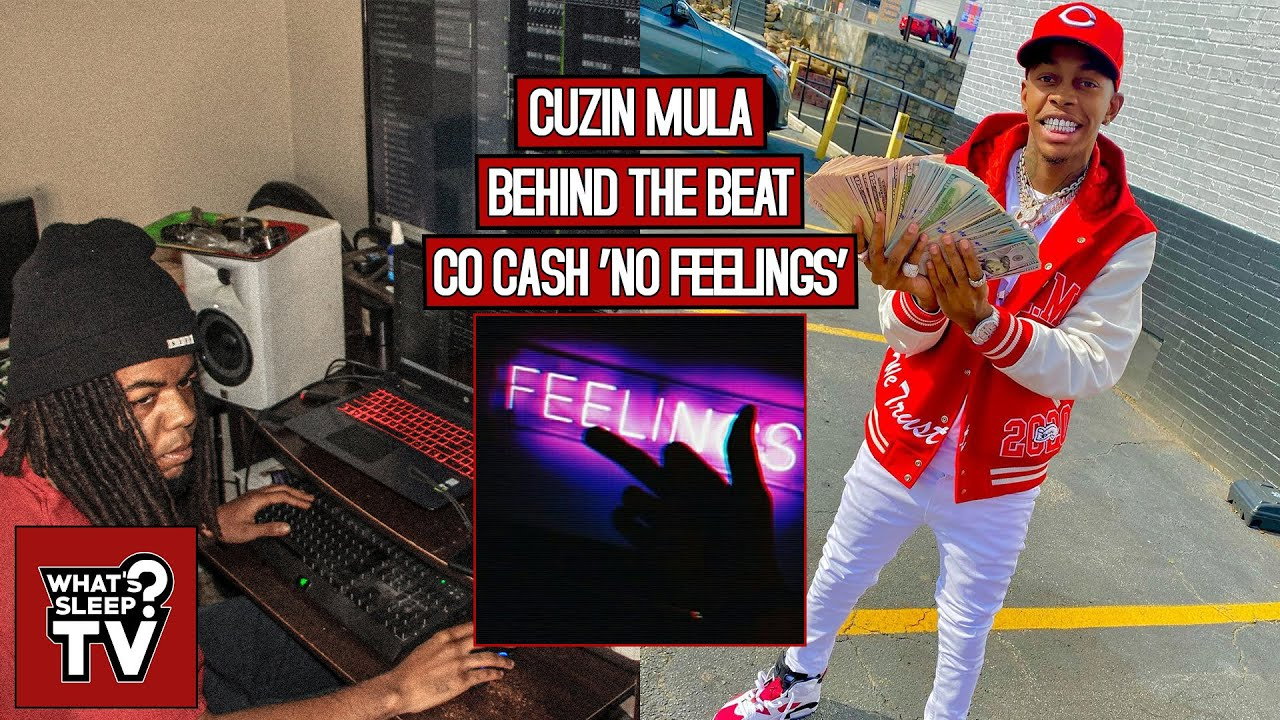 Behind The Beat Of Co Cash 'No Feelings' With Cuzin Mula