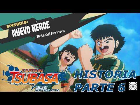🎮 HANAWA vs TOHO Captain Tsubasa Rise Of New Champions NEW HERO Ruta HANAWA 🎮 |