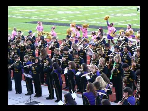 "Oak Harbor High School Marching Band, ""Hey Song"", 2011"