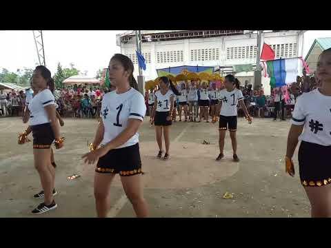 Mass Dance Competition - Purok 1 Baylo, Monkayo.