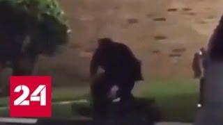 Смотреть видео В США полицейский застрелил беременную женщину за сопротивление - Россия 24 онлайн
