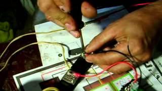 видео как подключить цифровой вольтметр амперметр