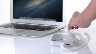 G DRIVE Mobile with Thunderbolt and USB 3.0