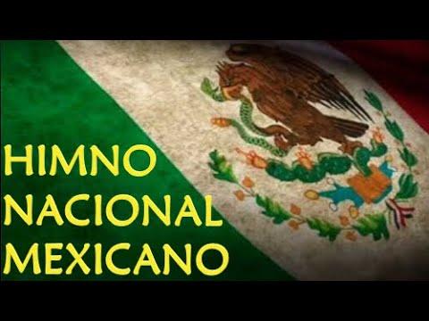 Himno Nacional Mexicano (Oficial - con letra)