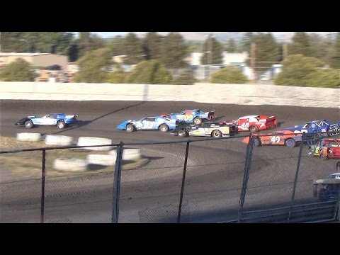 Super Stocks MAIN  6-11-16  Petaluma Speedway