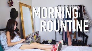 Morning Routine 2015 | The Fashion Citizen