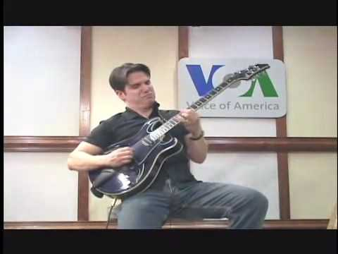 Gil Parris on Voice of America 2008 Pt 4 of 4