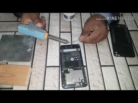 How to repair htc desired 816g speaker v.easy