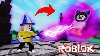 WE BECOME SUPER MAGOS!! WIZARD SIMULATOR ROBLOX 💙💚💛 BE BE BE BE BE BE BE BE BE BE REBE VITA AND ADRI 😍 AMIWITOS