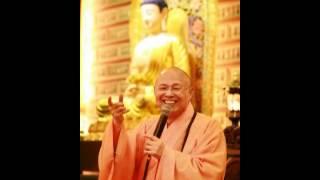 2010-07-09 心定和尚佛學講座  「人天三福行」( 西來寺) 四之一