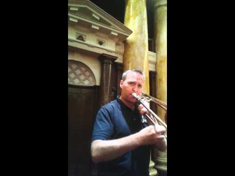 Iowa All State Trombone Etude Blazevich C# minor