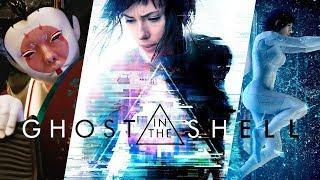 Ghost in the Shell /Ki:Theory - Enjoy the silence/Призрак в доспехах, клип