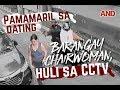 Pamamaril sa dating barangay chairwoman, huli sa CCTV