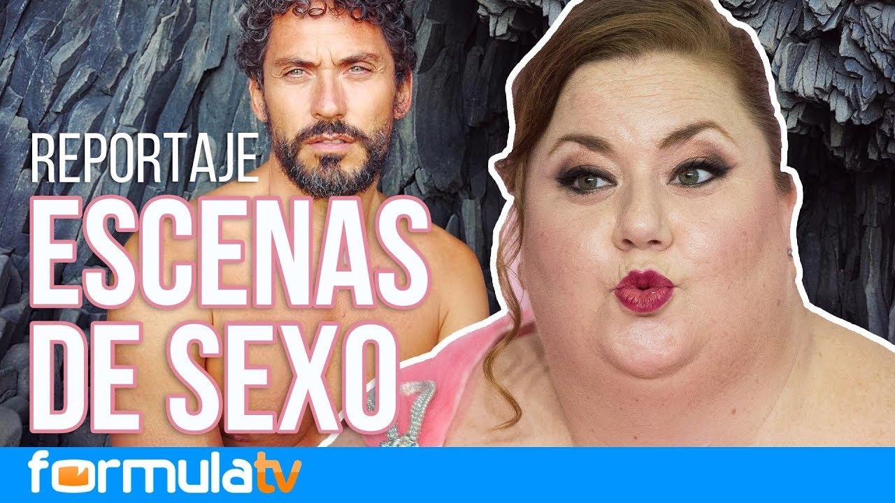 Escenas De Sexo Itziar Castro Paco León Y Otros Televisivos Desvelan Los Secretos De Rodaje