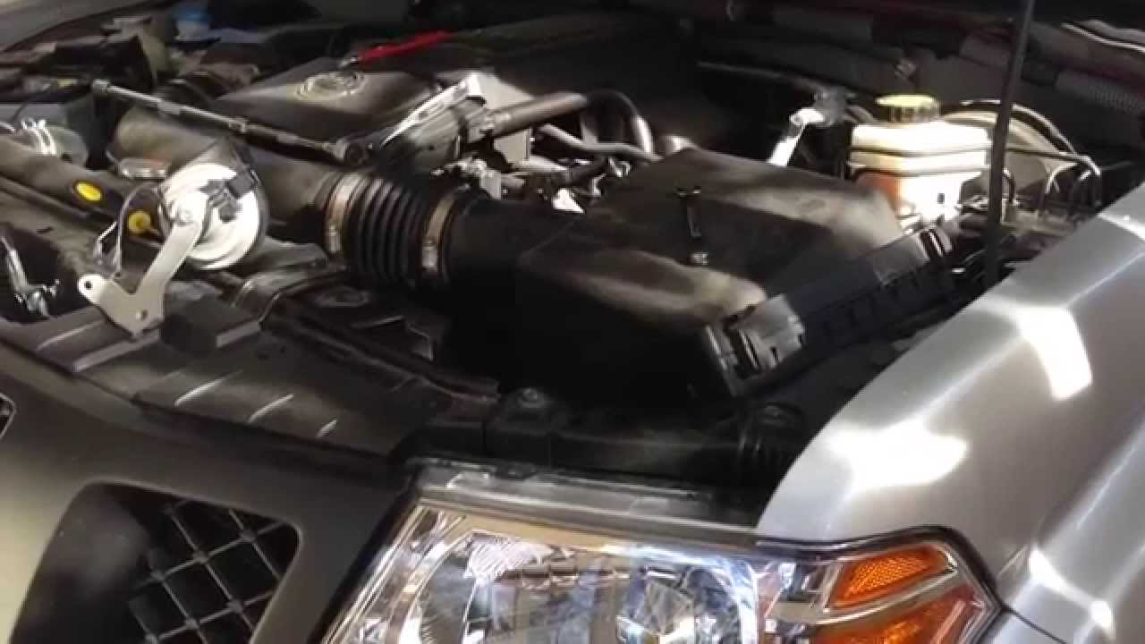 Nissan Frontier Horn Replacement Youtube