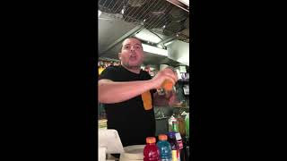 Portland food cart owner caught on video throwing Gatorade, hot sauce (GRAPHIC CONTENT)