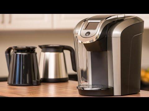 Breville Coffee Maker Descale Message : Keurig coffee machines Doovi