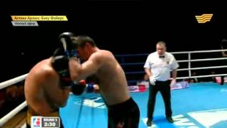 Еркин Мухамеджан VS Гаджи Муртазалиев. 91 кг