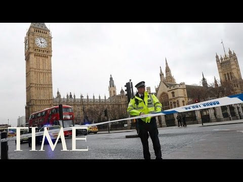 On Scene In Westminster: Shooting Outside Of British Parliament In London | TIME
