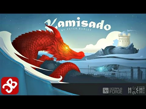 Kamisado (By Scorpius Forge GmbH) - iOS/Android - Gameplay Video