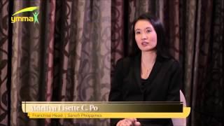 Aldellyn Po (Sanofi Philippines), 10th Mansmith YMMA 2015 for Brand Management