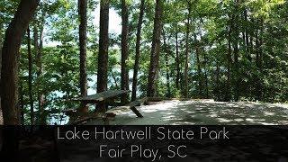 Lake Hartwell State Pąrk SC