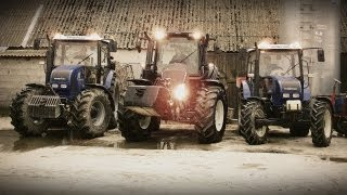 Uprawa pod rzepak ☆ Valtra N113 & Farmtrac 675 / 7110 DT Agrohandel Kutno ㋡ MafiaSolec