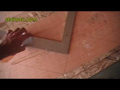 stair layout framing square tip helpful construction advice