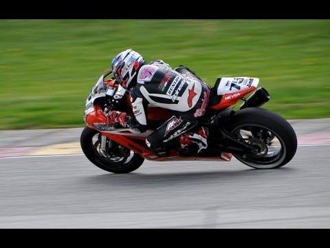 Huntley Nash AMA Pro Superbike Debut Road America 2013
